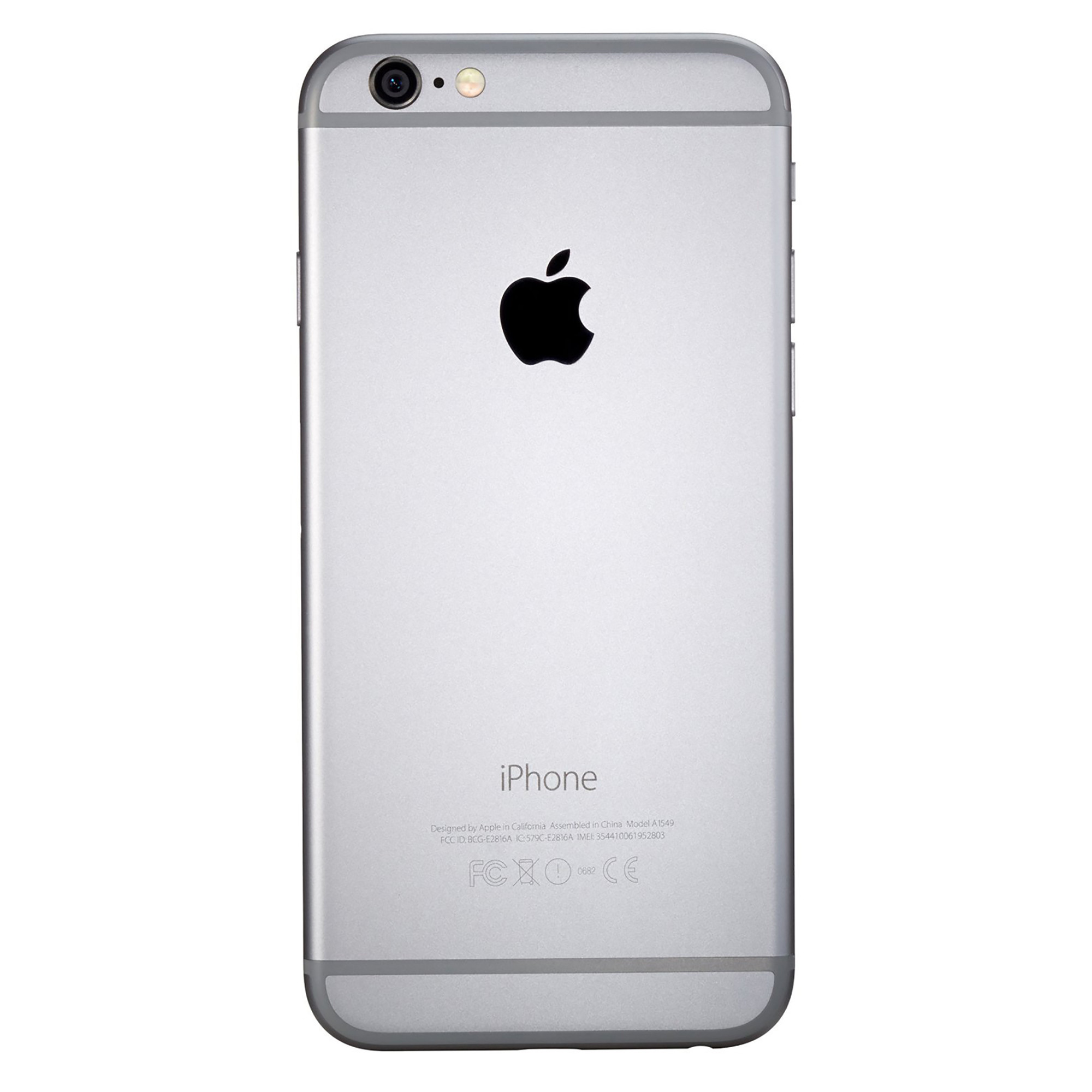 apple iphone 6 64gb at t locked 4g lte phone w 8 megapixel camera ebay. Black Bedroom Furniture Sets. Home Design Ideas
