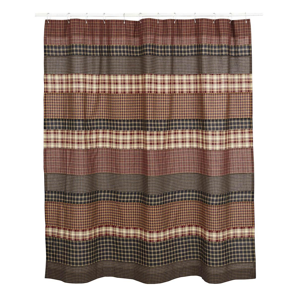 Beckham Shower Curtain 72x72