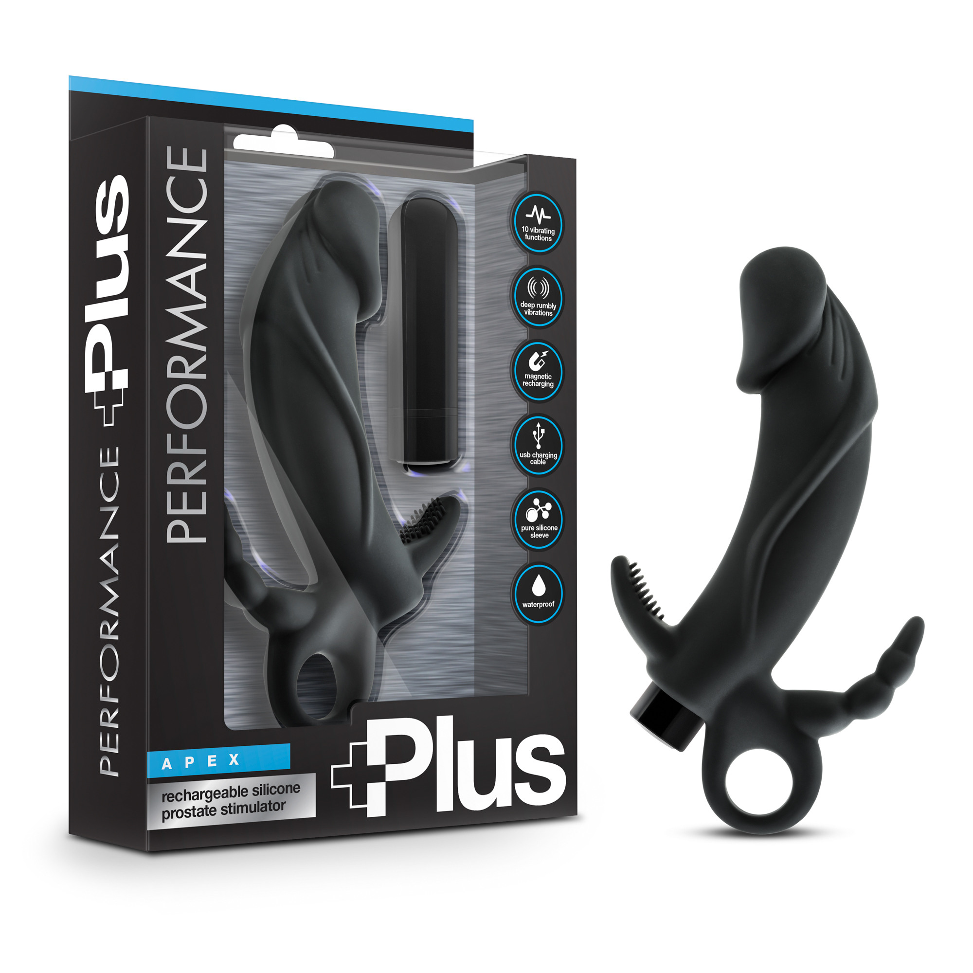 Performance Plus - Apex - Black