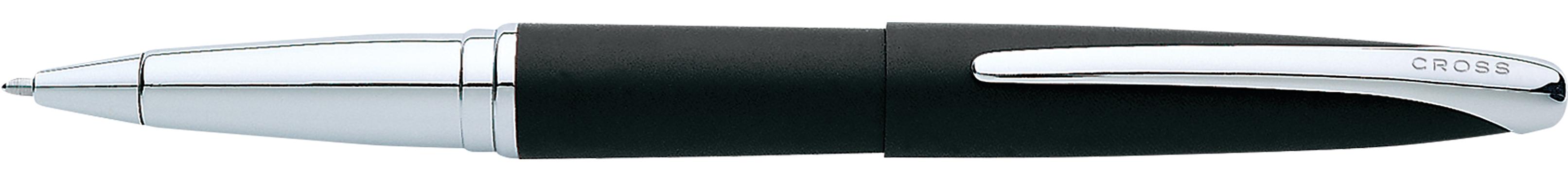ATX Basalt Black Rollerball Pen