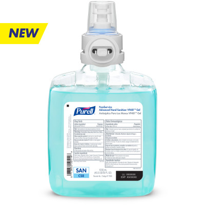 PURELL® Foodservice Advanced Hand Sanitizer VF481™ Gel