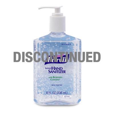PURELL® Instant Hand Sanitizer with Biobased Content - DISCONTINUED