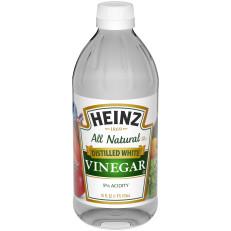 Heinz Distilled White Vinegar 16 fl oz Bottle image