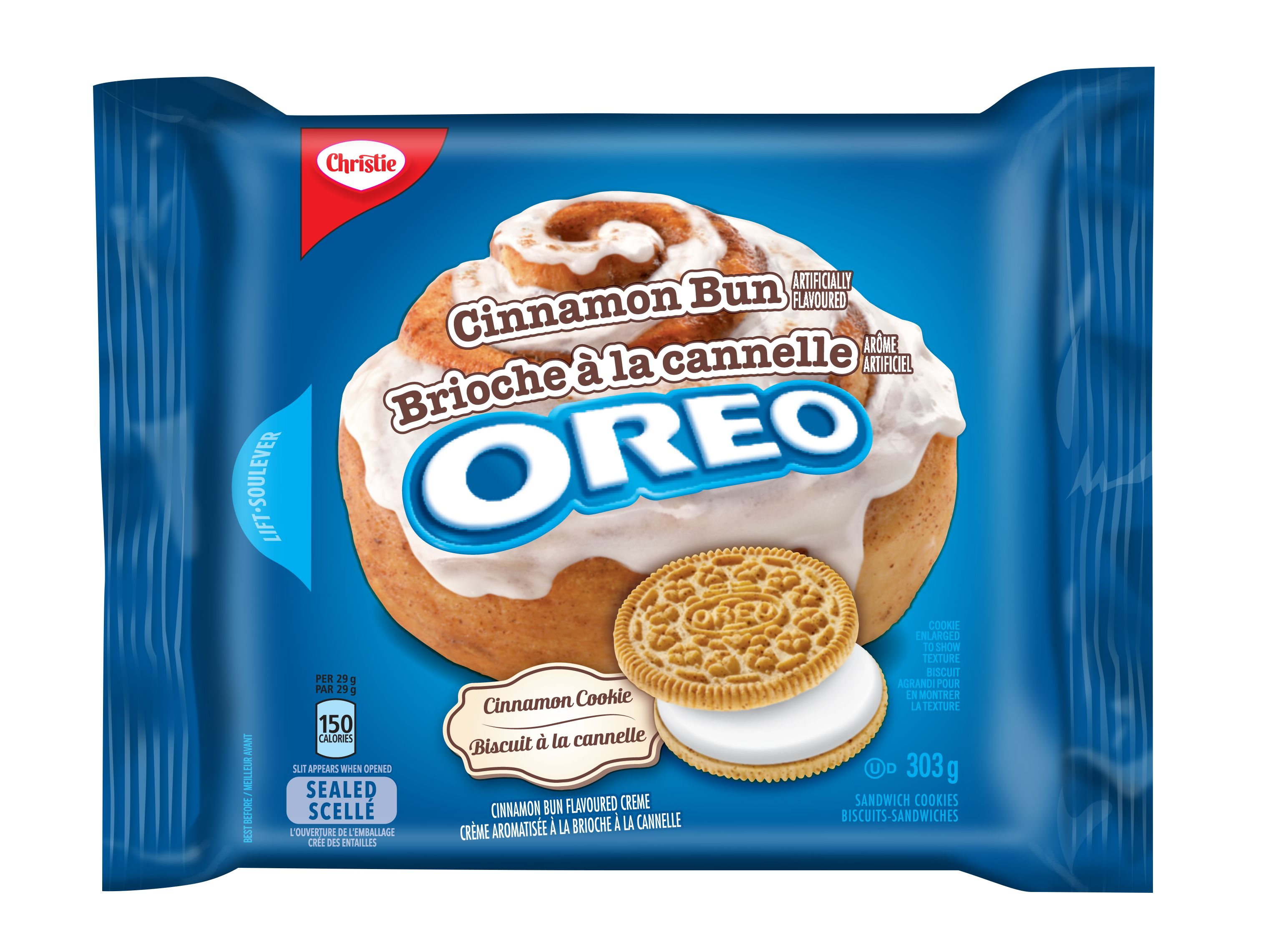 Oreo Zimt Biscuits 303 G
