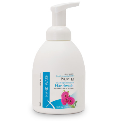 PROVON® Foaming Medicated Handwash with Moisturizers and Triclosan