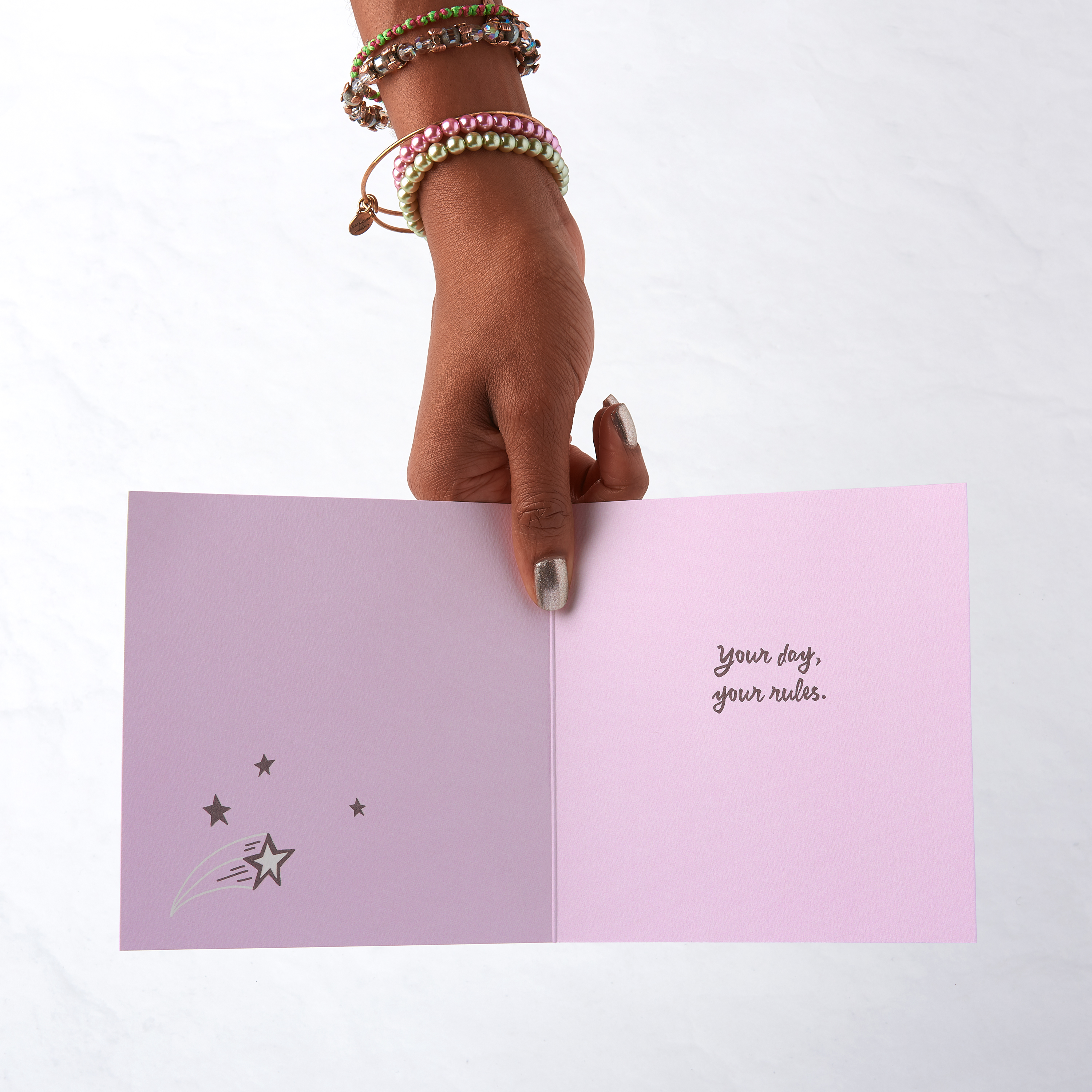 Your Rules Birthday Greeting Card for Her  image
