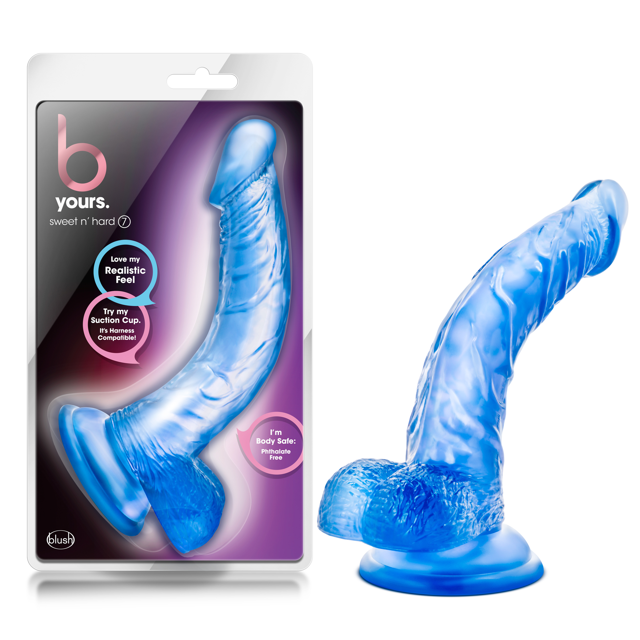 B Yours - Sweet n' Hard 7 - Blue