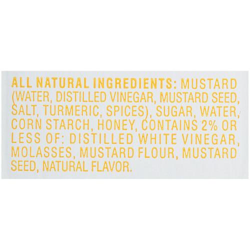 SIMPLY HEINZ Single Serve Honey Mustard, 1oz. Cups (Pack of 100)