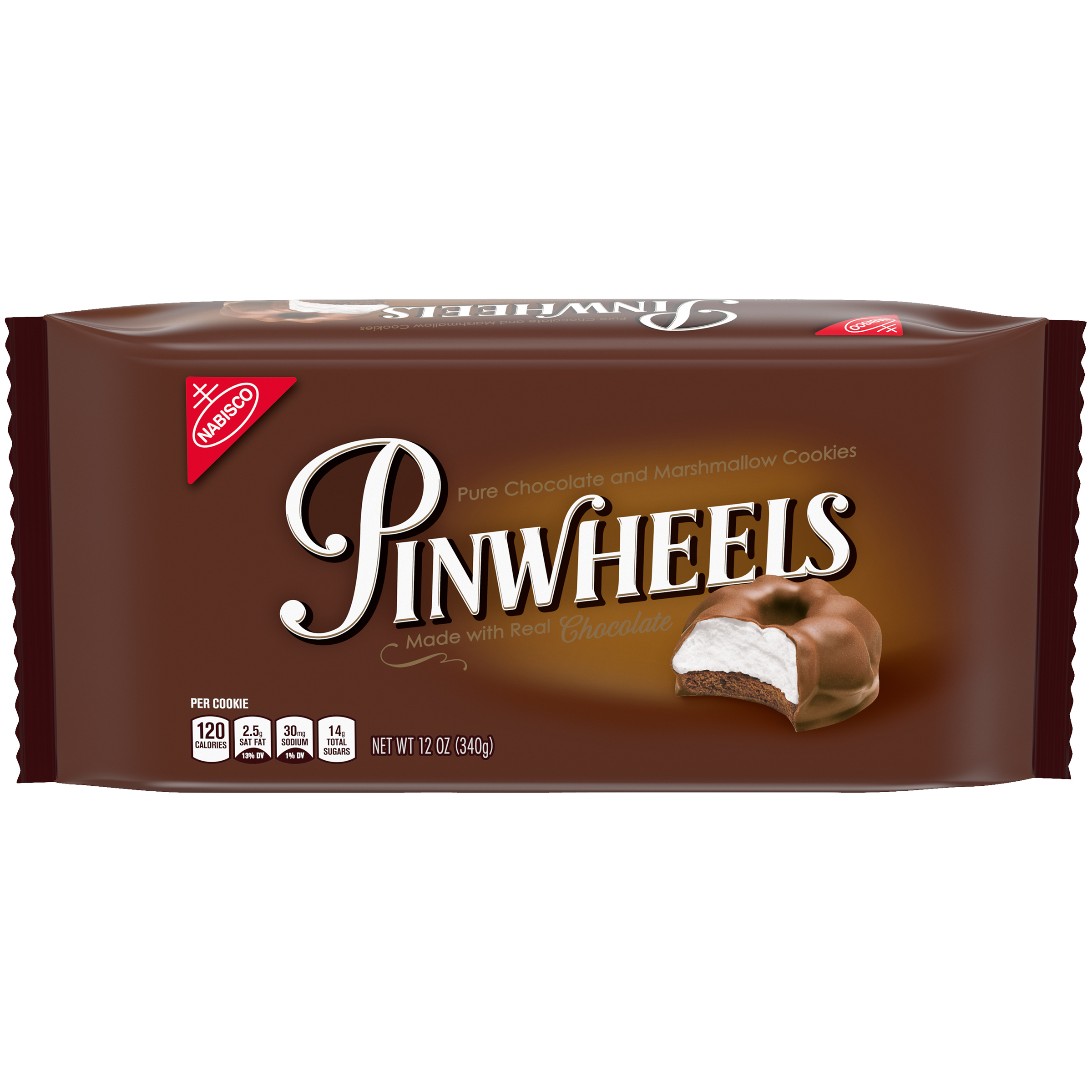PINWHEELS Marshmallow Cookies 12 oz