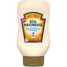 Heinz Mayonnaise, 13 oz Plastic Bottle image