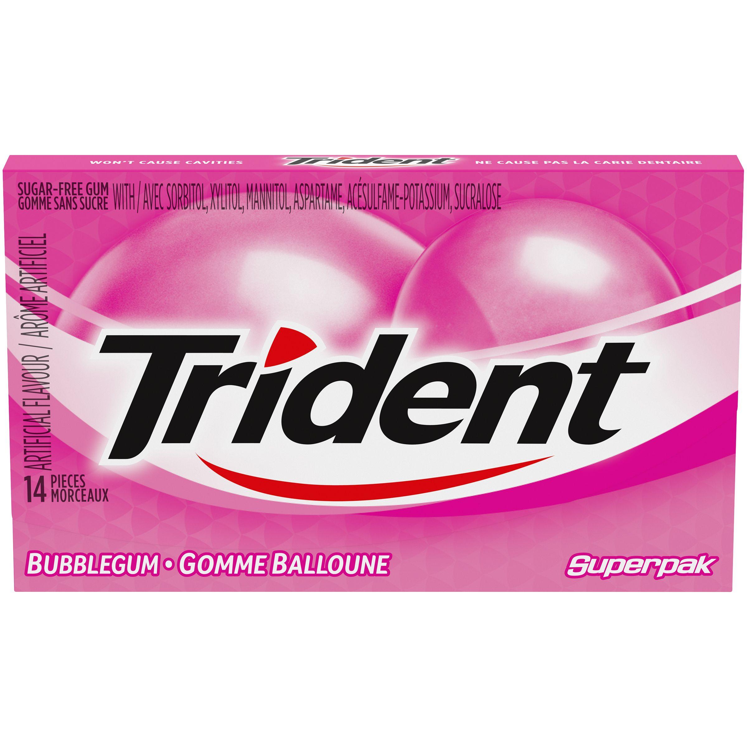 TRIDENT BAT GOMME BALL 14MCX