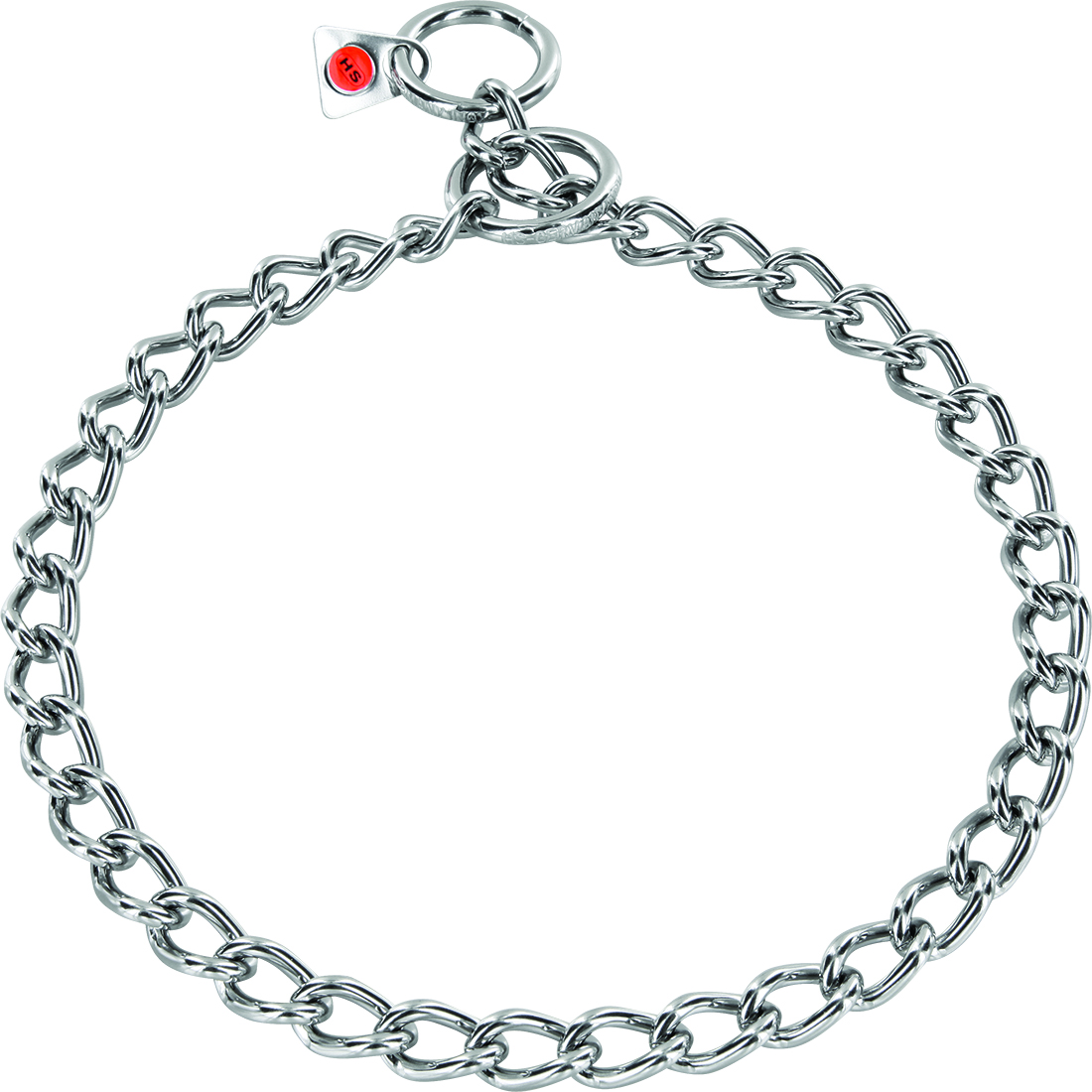 Herm. Sprenger® Stainless Steel Dog Chain Training Collar