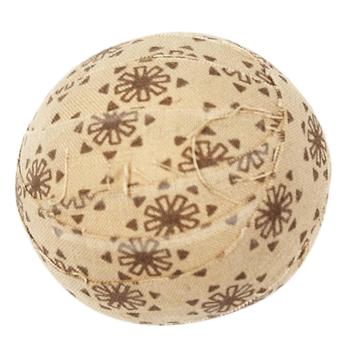 Cookie Cutter Fabric Ball #4-1.5