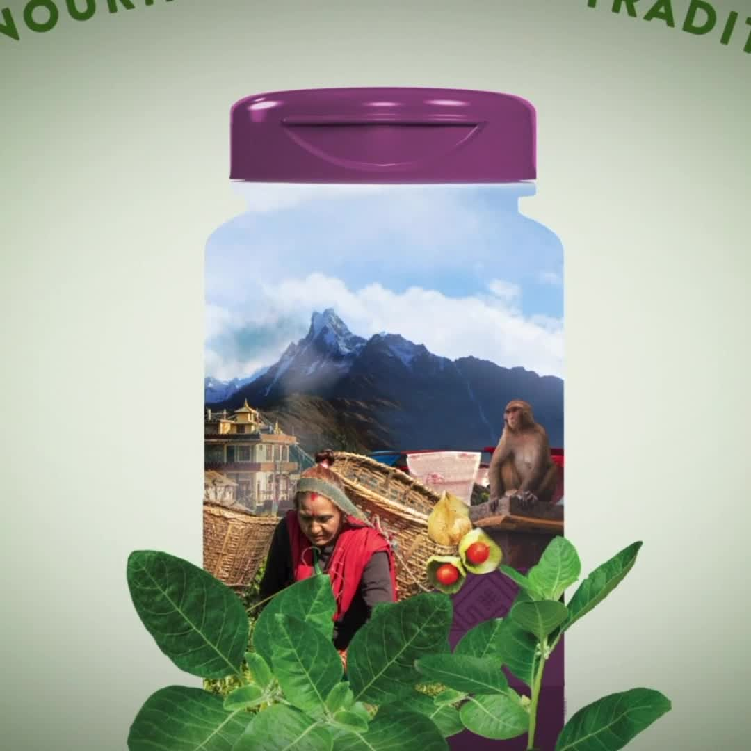 Promotional Video for Ashwagandha / 60 capsules