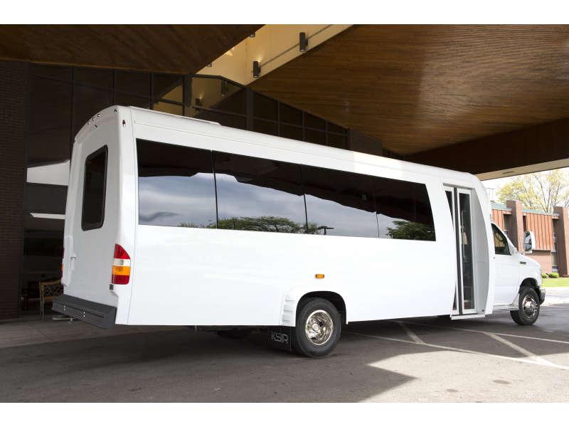 Transit Bus Windows