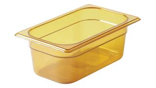 fg211p00ambr-rcp-food-service-food-storage-4in-insert-hot-pan-amber-angle.tif