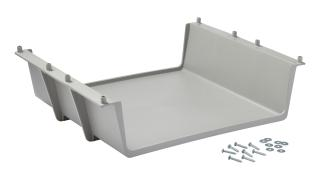 fg619600plat-rcp-cleaning-solutions-hospitality-carts-under-deck-glass-rack-angle.tif