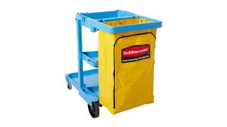FG617388BLUE-rcp-cleaningcarts-janitor-silo-back.tif