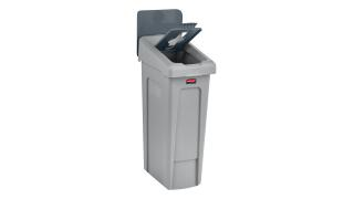 2007899-rcp-utility-refuse-slim-jim-recycling-solutions-base-lid-insert-mixed-recycling-45-degree-billboard-gray-angle.tif