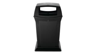 fg917388bla-rcp-decorative-refuse-ranger-container-45g-open-black-primary.tif