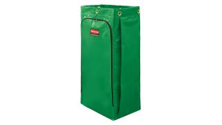 1966884-rcp-cleaning-cart-vinyl-bag-34-gal-green-silo-angle.tif