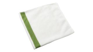 1805730-rcp-cleaning-solutions-microfiber-cloth-16inx19in-green-stripe-angle.tif