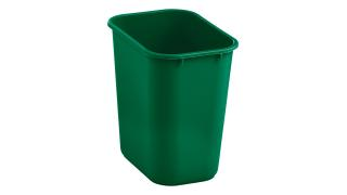 2031812-rcp-utility-refuse-recycling-series-wastebasket-28quart-green-angle.tif