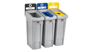 2007917-rcp-utility-refuse-slim-jim-recycling-solutions-3 stream-landfill-paper-bottles-cans-angle.tif