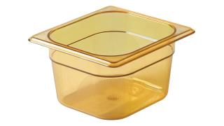 fg205p00ambr-rcp-food-service-food-storage-4in-insert-hot-pan-amber-angle.tif