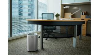 FGUB1900SSS-decorative-refuse-steel-receptacles-stainless-steel-desk-office-space-in-use.tif