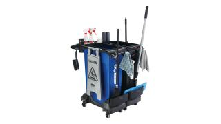 2032936-rcp-dual-stream-slim-jim-compact-cleaning-cart-black-23g-angle.tif