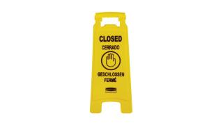 FG611278YEL-rcp-safety-floor-safety-sign-multi-lingual-imprint-yellow-straight-on.tif