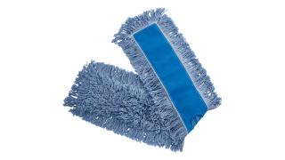 FGK15700BL00-rcp-cleaning-solutions-dust-mop-kut-a-way-blend-4x48-blue-straight-on.tif
