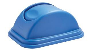 1829407-rcp-utility-refuse-untouchable-swingtop-lid-blue-angle.tif