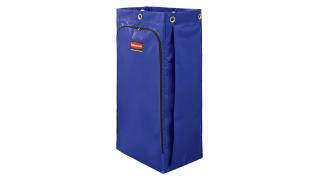 1966883-rcp-cleaning-cart-vinyl-bag-34-gal-blue-silo-angle.tif