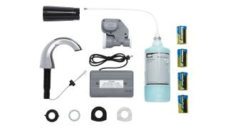 fg500394-rcp-washroom-solutions-skin-care-touch-free-one-shot-starter-kit-chrome-primary.tif