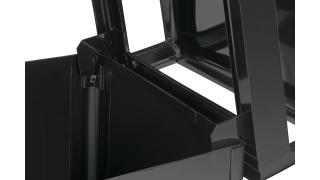 FGR38HTSBKPL-rcp-refuse-dimension-r38-arch-black-solid-lid-only-open-hinged-lid-detail.tif