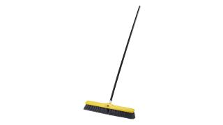 fg9b0200gray-fg635700bla-rcp-cleaning-solutions-brooms-24in-fine-sweep-gray-wood-handle-metal-tip-black-angle.tif