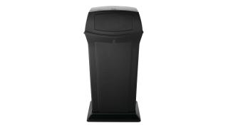 fg917500bla-rcp-decorative-refuse-ranger-container-65g-with-2-doors-black-primary.tif
