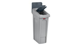 2007896-rcp-utility-refuse-slim-jim-recycling-solutions-base-lid-insert-closed-45-degree-billboard-gray-angle.tif