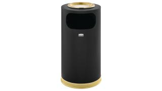 FGSO16SU10GLBK-rcp-refuse-steel-receptacles-crowne-euro-metallic-so16su-black-primary.tif
