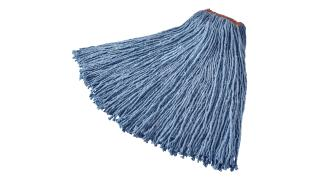 fgf51800bl00-rcp-cleaning-solutions-dura-pro-premium-cut-end-blend-mop-24oz-blue-angle.tif