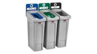 2007918-rcp-utility-refuse-slim-jim-recycling-solutions-3 stream-landfill-mixed-recycling-compost-angle-3.tif