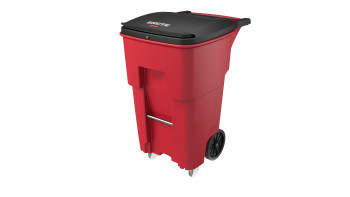 BRUTE® Medical Waste Rollout Containers with Casters