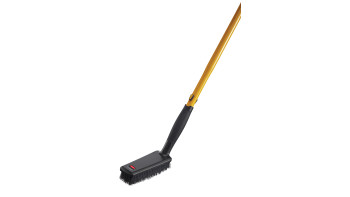 Maximizer™ Quick Change Scrub Brush, Black