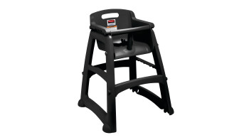 Sturdy Chair™ High Chair without Wheels