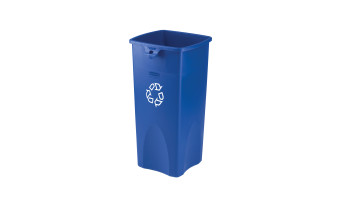 Untouchable® Square Recycling Containers