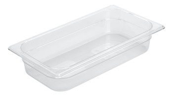 FG116P00CLR-rcp-food-service-insert-pan-third-size-2.5in-clear-angle.tif