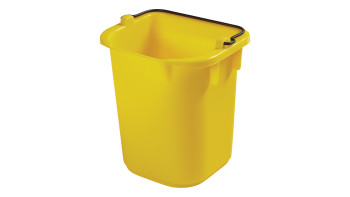 1857374-rcp-cleaning-solutions-accessories-heavy-duty-pail-5qt-yellow-angle.tif