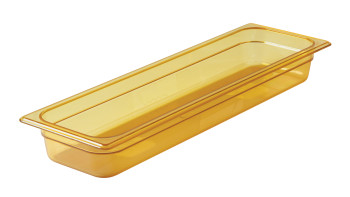fg239p00ambr-rcp-food-service-food-storage-half-size-2.5in-long-hot-pan-amber-angle.tif
